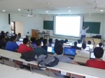 Our founder, Nikhil Narayan,  teaching PHP to IIT Kharagpur students. (15th March,2015) at Nalanda Academic Complex, IIT Kharagpur